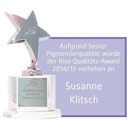 Riso Qualitäts-Award